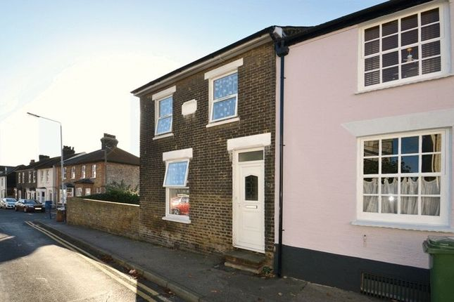 Thumbnail Terraced house to rent in High Street, Queenborough