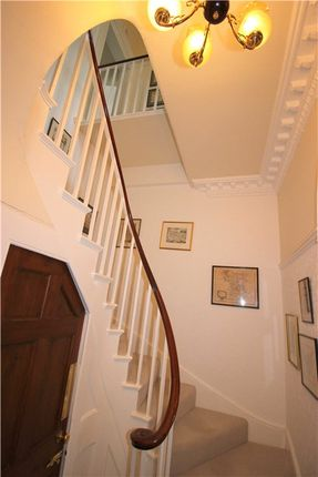 Staircase of Parkfields, Duffield Road, Derby DE22