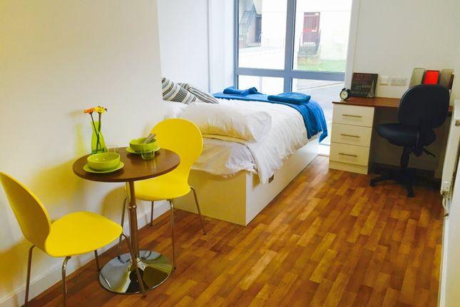 Studio to rent in Park Street, Luton