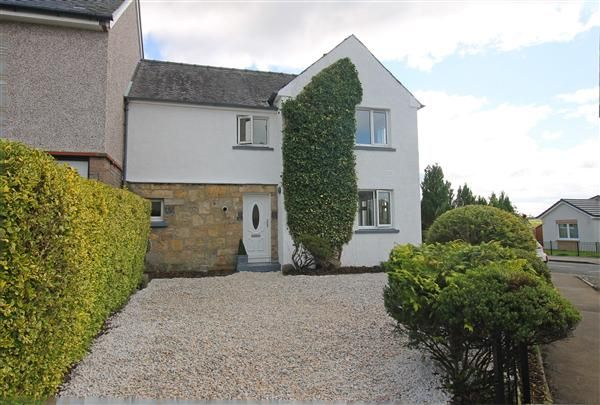 Thumbnail End terrace house for sale in Cultenhove Crescent, Stirling