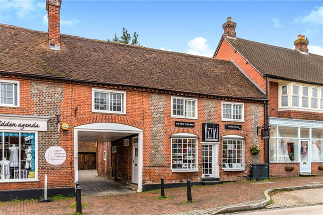 Thumbnail Flat for sale in High Street, Botley, Southampton