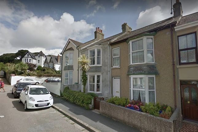 3 bed terraced house for sale in Bay View Terrace, Penzance TR18