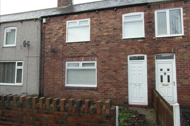 Thumbnail Terraced house to rent in Richardson Street, Ashington