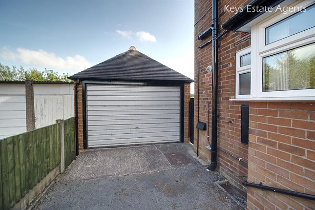 Garage Ext of Uttoxeter Road, Blythe Bridge, Stoke-On-Trent ST11