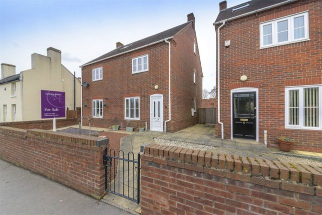 Thumbnail Semi-detached house for sale in Station Road, Horsehay, Telford, Shropshire