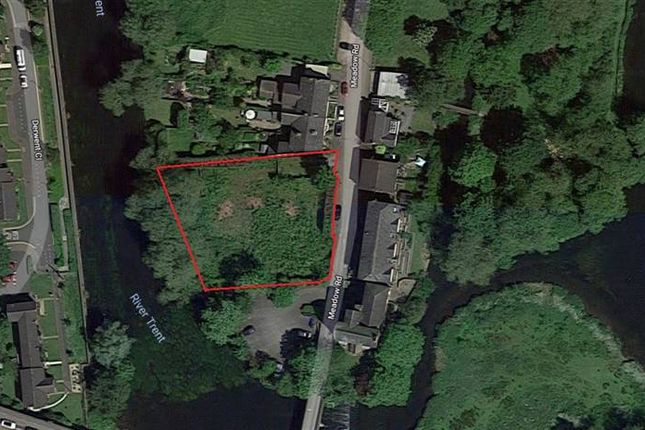 Thumbnail Land for sale in Meadow Road, Burton-On-Trent