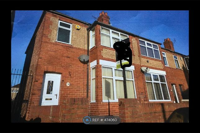 Thumbnail End terrace house to rent in Rosevearve Ave, Grimsby