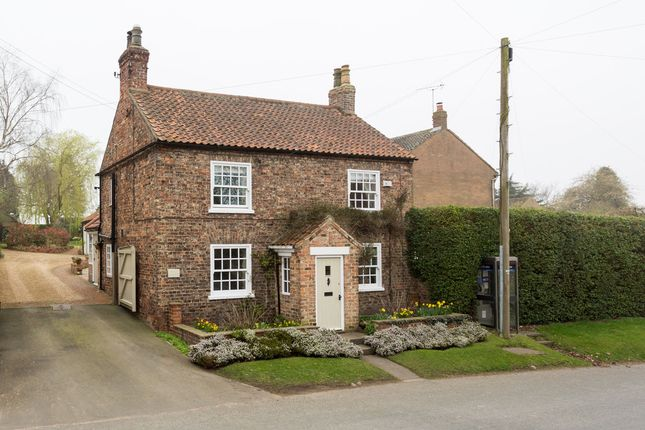 Thumbnail Detached house for sale in Main Street, Great Ouseburn, York