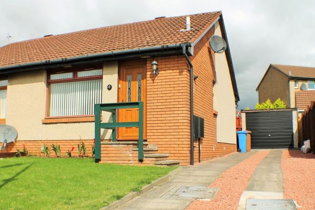 Thumbnail Semi-detached house to rent in Morlich Crescent, Dalgety Bay, Fife