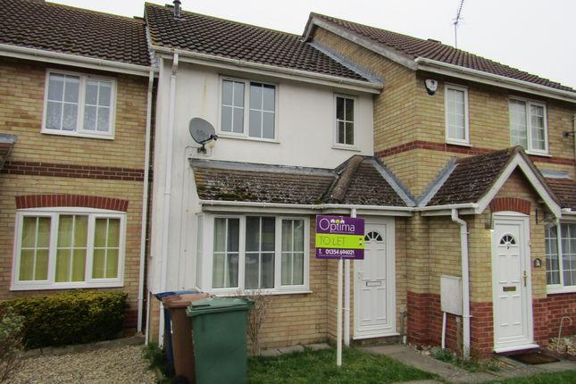 2 bed terraced house to rent in Mayfly Close, Chatteris
