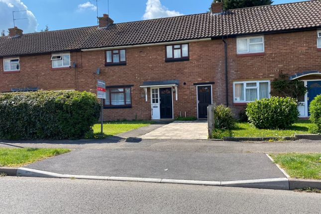 3 bed terraced house for sale in Hertford Road, Alcester B49