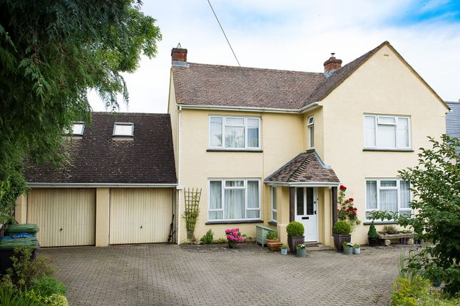 Thumbnail Detached house for sale in Milbourne, Malmesbury