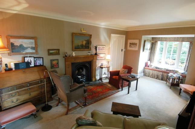 Thumbnail Detached house for sale in Abbey Road, West Kirby, Wirral
