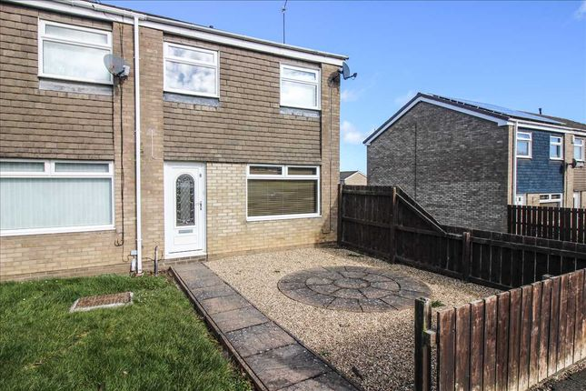 Thumbnail Terraced house to rent in Fareham Way, Parkside Chase, Cramlington