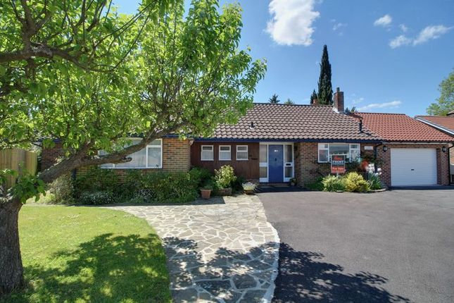 Thumbnail Detached bungalow for sale in Church Way, Sanderstead, South Croydon