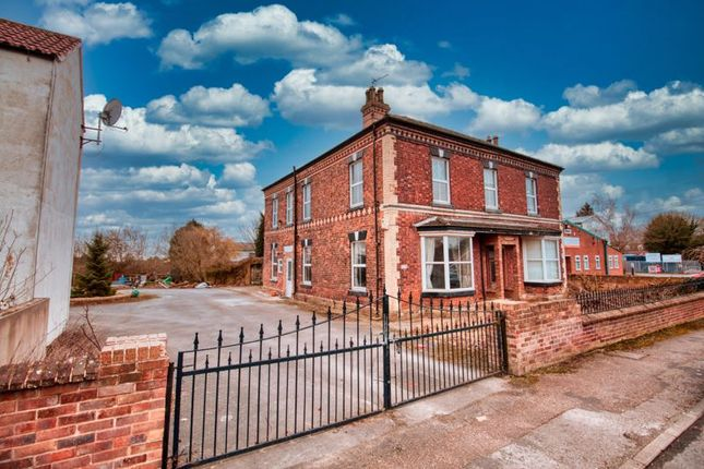 Thumbnail Detached house for sale in Wharf Road, Ealand, Scunthorpe
