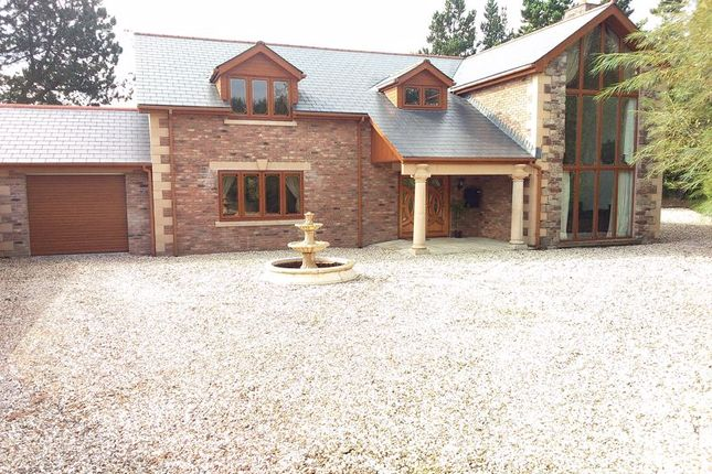 Thumbnail Detached house for sale in Hobbs Lane, Hirwaun, Aberdare