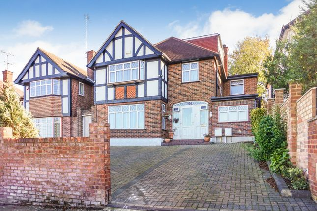Thumbnail Detached house for sale in Sudbury Court Drive, Harrow