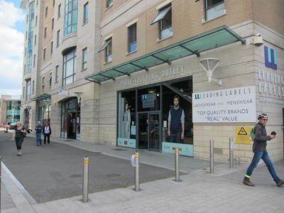 Thumbnail Retail premises to let in Unit D2-D5 Dolphin Quays, The Quay, Poole, Dorset