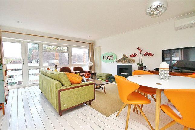 Thumbnail Terraced house for sale in Brooklands Terrace, Green Street, Lower Sunbury
