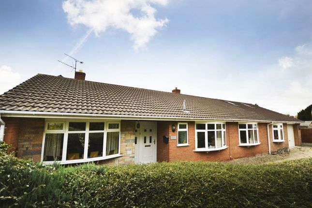 Thumbnail Bungalow for sale in Station Road, Whittington, Oswestry