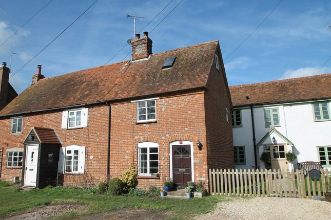 Thumbnail End terrace house for sale in The Green, Culham, Abingdon
