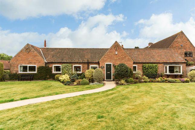 Thumbnail Barn conversion for sale in Manor Farm Close, Bradmore, Nottingham