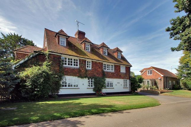 Thumbnail Detached house for sale in Dairy Lane, Chainhurst, Kent