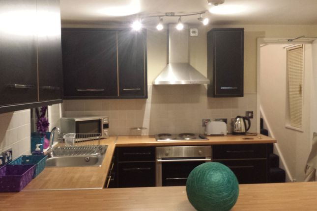 Thumbnail Town house to rent in Norfolk Park Student Village, Sheffield