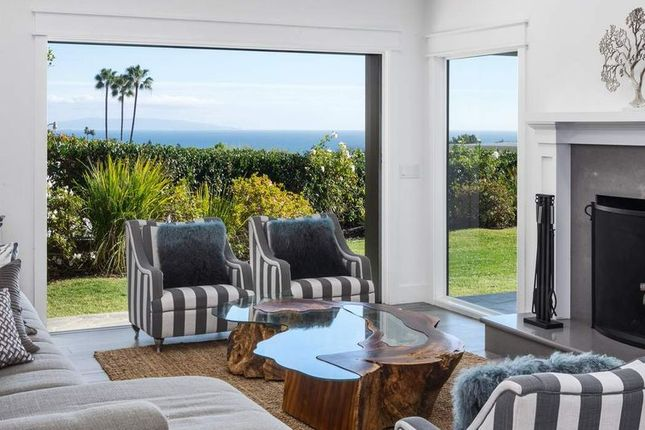 Thumbnail Property for sale in 18013 Sea Reef Drive, Pacific Palisades, Ca, 90272