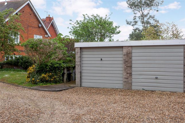 Garage of Allison House, St. Andrews Road, Henley-On-Thames, Oxfordshire RG9