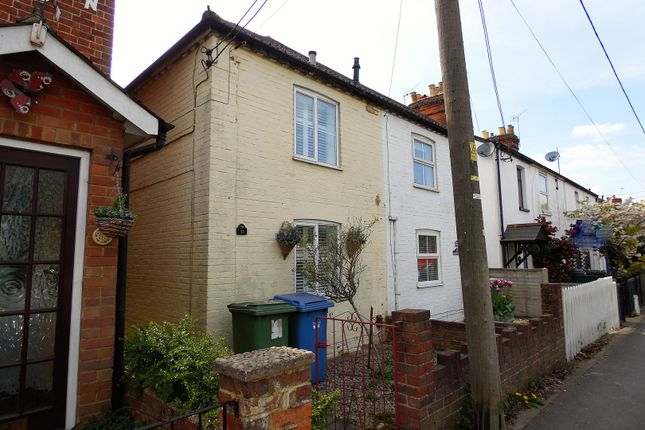 Thumbnail End terrace house to rent in Binfield Road, Bracknell
