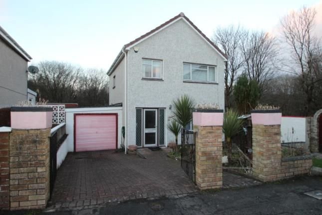 Thumbnail Detached house for sale in Linlithgow Gardens, Mount Vernon, Glasgow, Lanarkshire