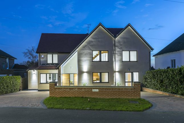 6 bed detached house for sale in Burghley Avenue, New Malden