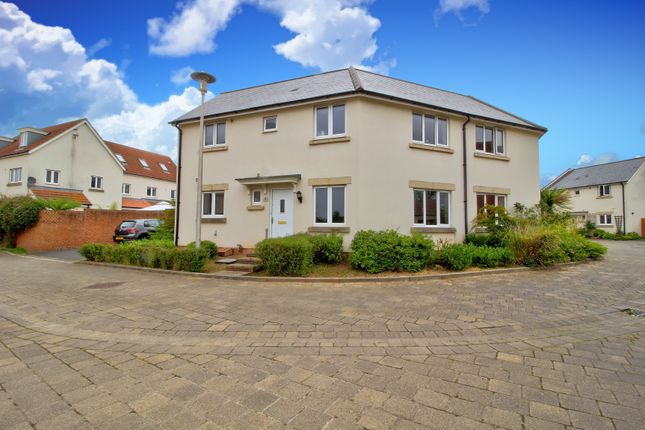 Thumbnail Semi-detached house for sale in Tarragon Place, Portishead, Bristol