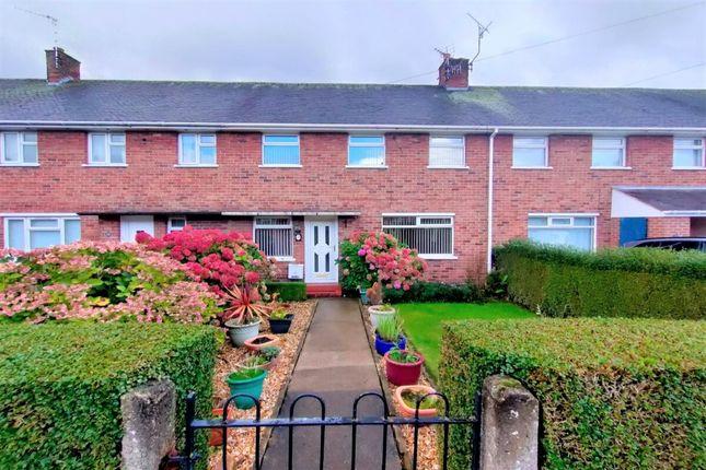 Thumbnail Terraced house for sale in Henry Street, Rhostyllen, Wrexham