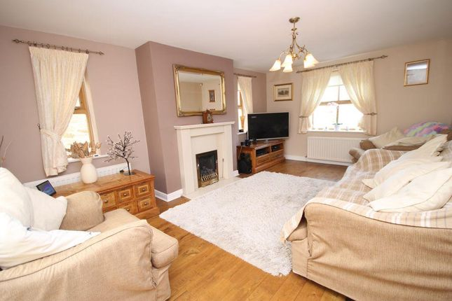 Thumbnail Detached house for sale in Military Road, Heddon-On-The-Wall, Northumberland