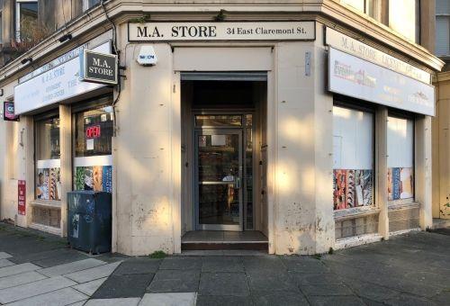 Thumbnail Retail premises for sale in Edinburgh, Midlothian