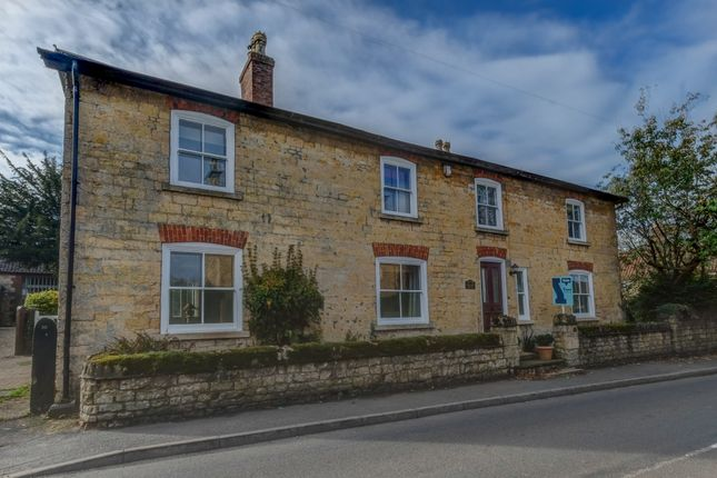 Thumbnail Detached house for sale in High Street, Waltham On The Wolds, Melton Mowbray