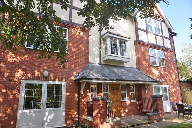 Thumbnail Town house for sale in Tudor Hill House, Tudor Hill, Sutton Coldfield