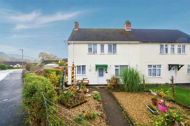 Thumbnail Semi-detached house for sale in Amory Road, Dulverton, Somerset