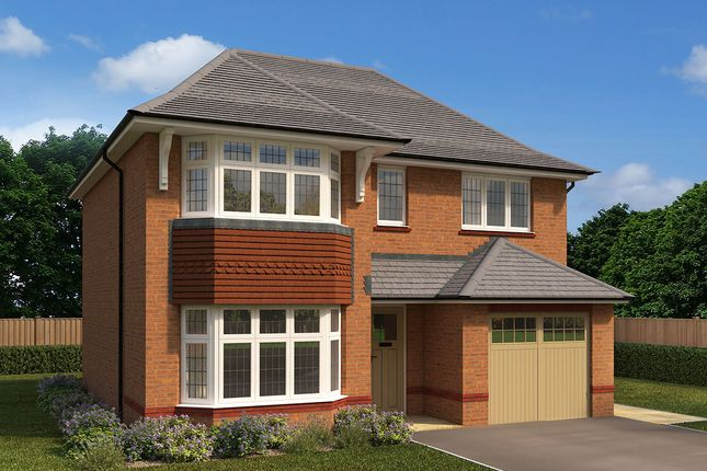 """Thumbnail Detached house for sale in """"Oxford"""" at Quinton Road, Sittingbourne"""