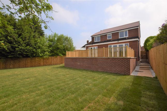 Thumbnail Detached house for sale in Edinburgh Drive, Prenton