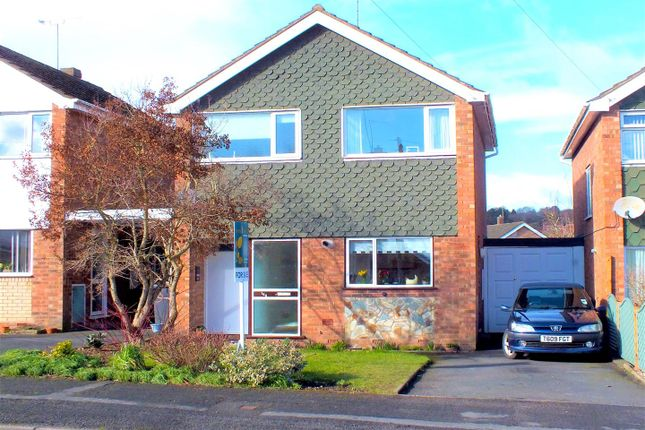 Thumbnail Detached house to rent in Coningsby Drive, Kidderminster