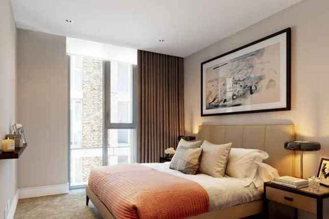 Thumbnail Flat for sale in Prince Of Wales Drive, Vauxhall