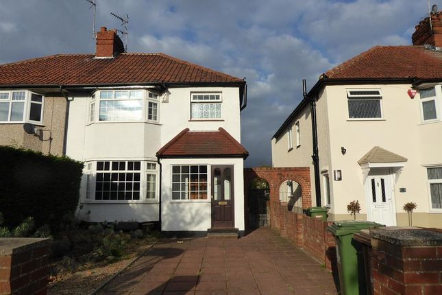 Thumbnail Semi-detached house for sale in Stephen Road, Barnehurst, Kent