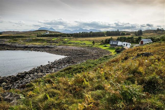 Thumbnail Detached house for sale in Port Henderson, Gairloch