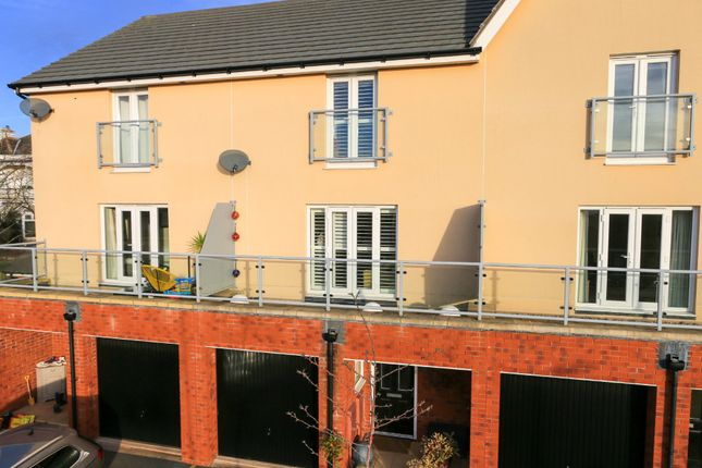 Thumbnail Town house for sale in Triumph Place, Teignmouth