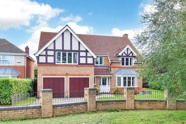 Thumbnail Property for sale in Tattershall Close, Grantham