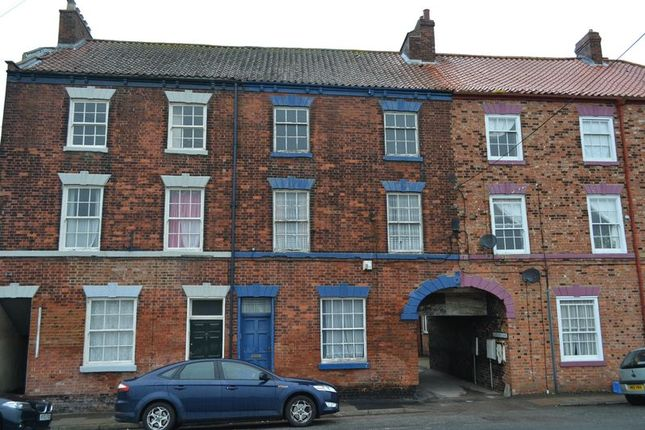 Thumbnail Terraced house for sale in Waterside Road, Barton-Upon-Humber
